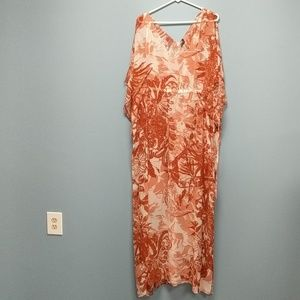 Tommy Hilfiger Maxi Dress, size 2x